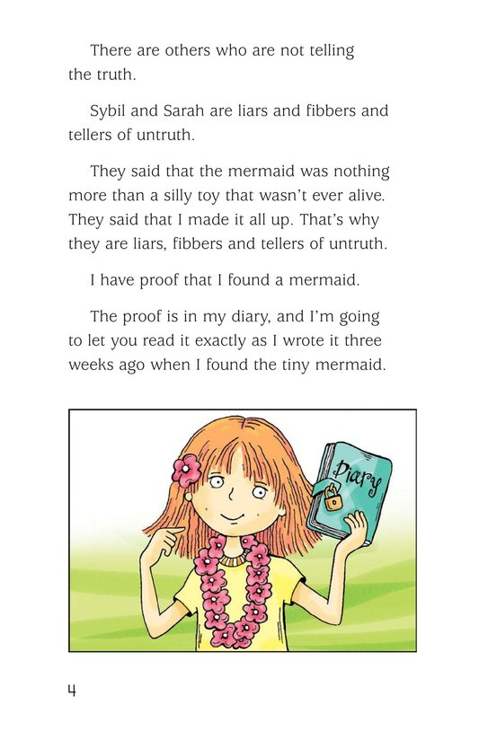 Book Preview For Mermaid in a Teacup Page 4