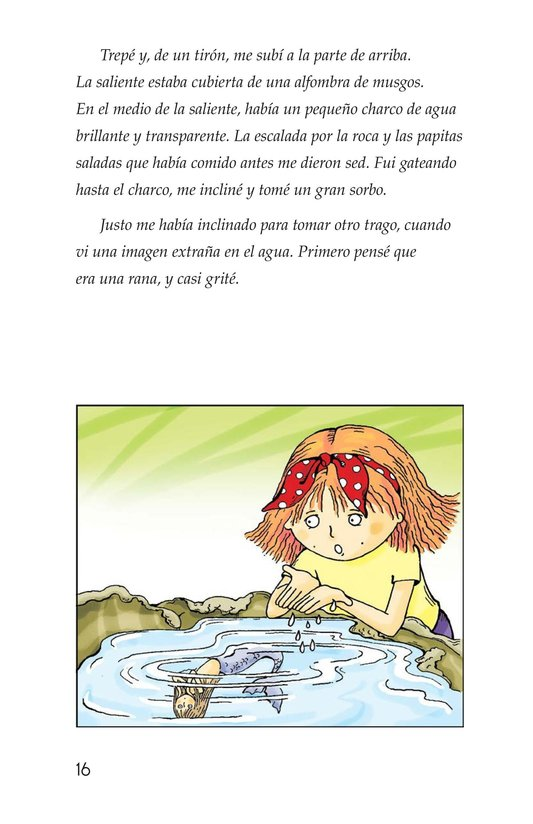 Book Preview For Mermaid in a Teacup Page 16