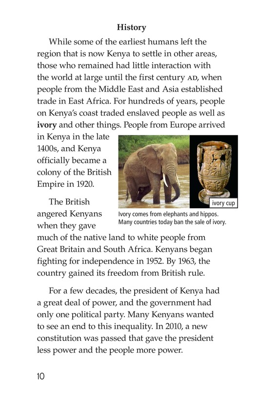 Book Preview For Kenya Page 10