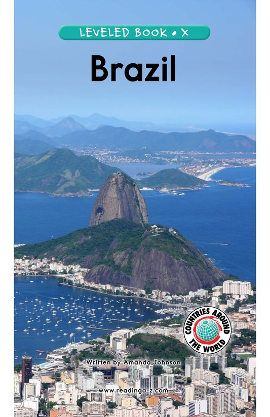Book Preview For Brazil Page 0