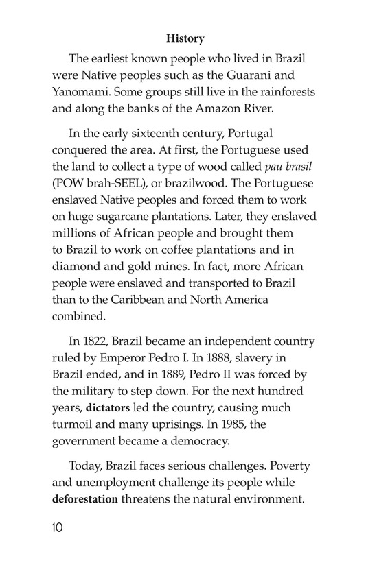 Book Preview For Brazil Page 10