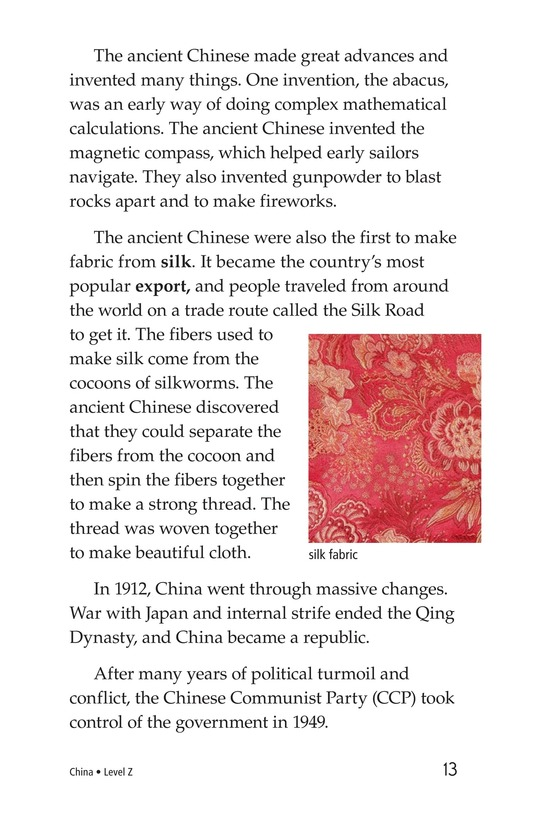 Book Preview For China Page 13