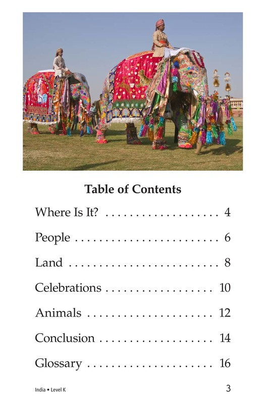 Book Preview For India Page 3