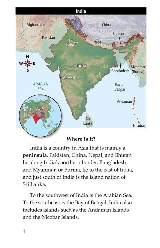 Book Preview For India Page 4