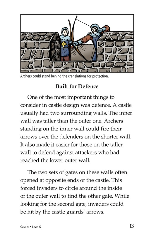 Book Preview For Castles Page 13