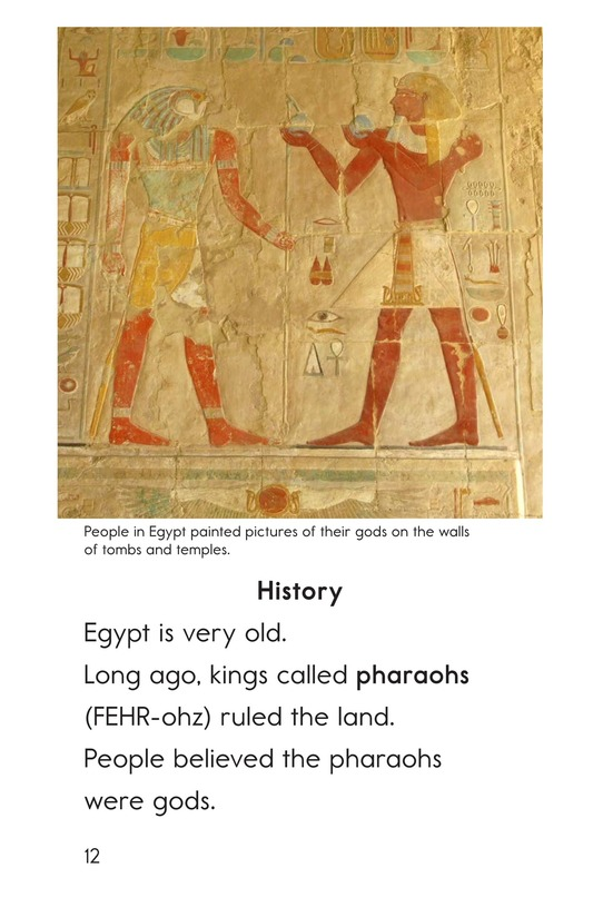 Book Preview For Egypt Page 12
