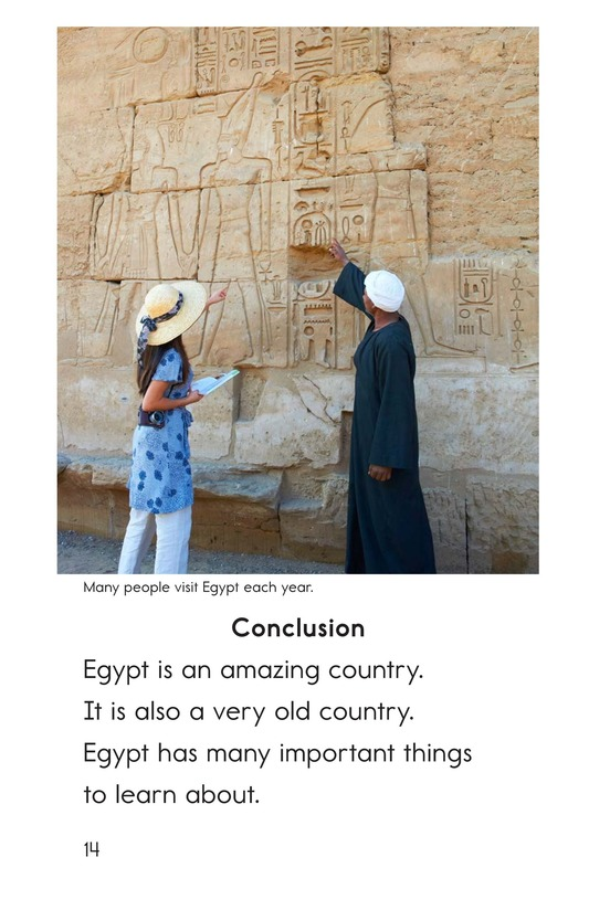 Book Preview For Egypt Page 14