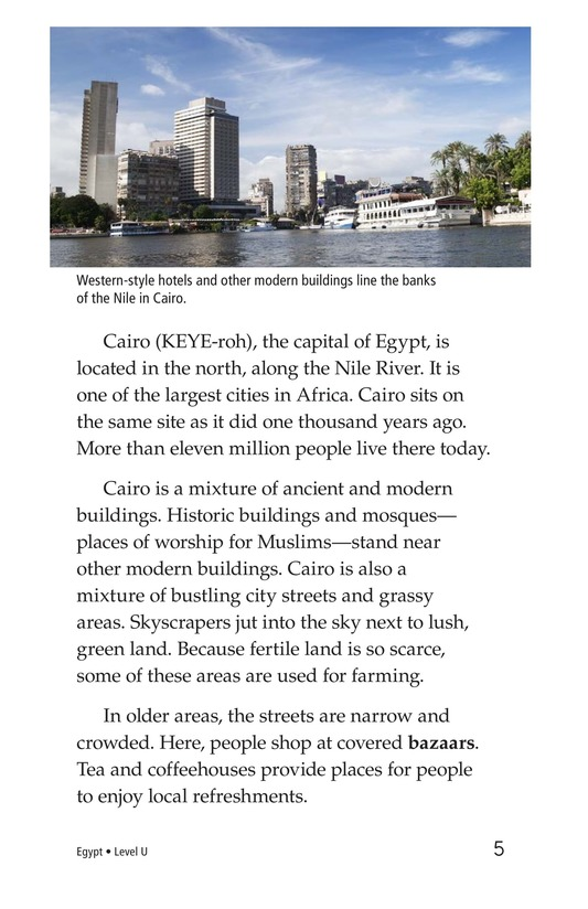Book Preview For Egypt Page 5