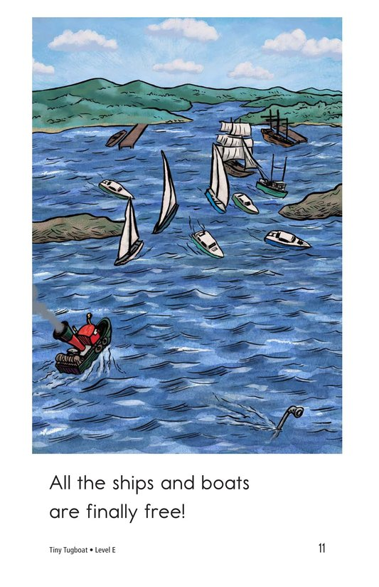 Book Preview For Tiny Tugboat Page 11