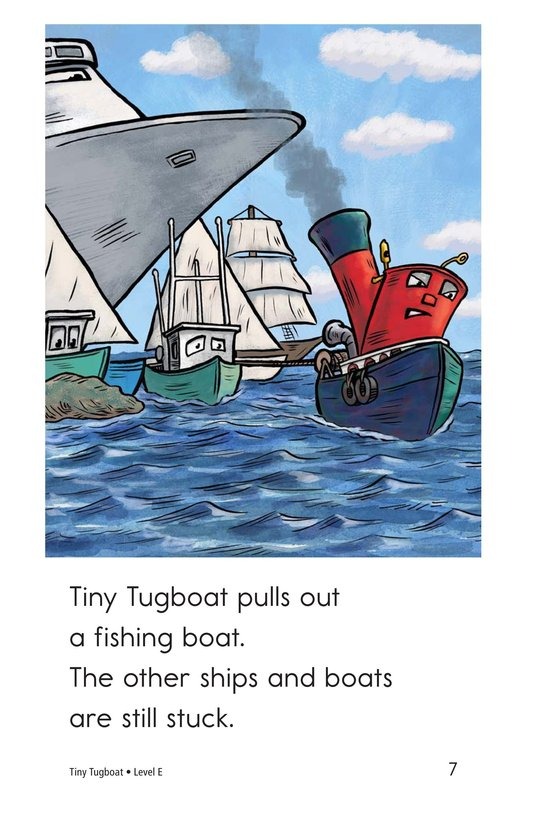 Book Preview For Tiny Tugboat Page 7