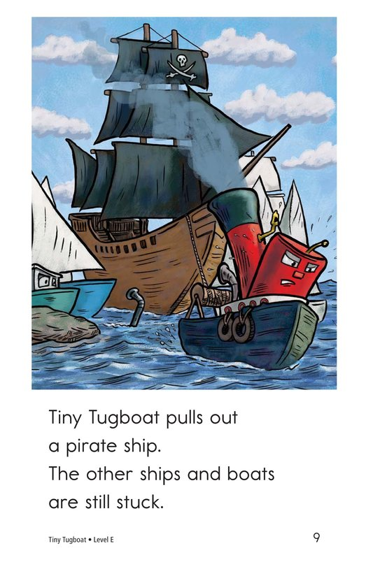 Book Preview For Tiny Tugboat Page 9