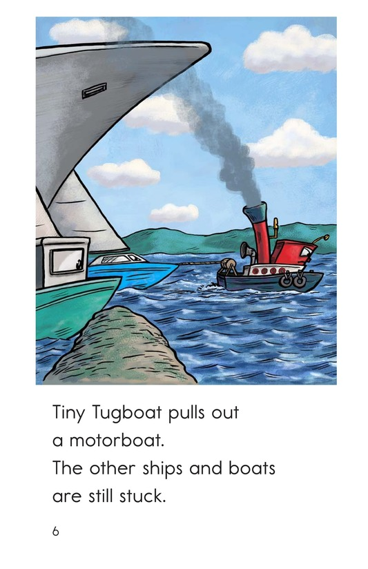 Book Preview For Tiny Tugboat Page 6