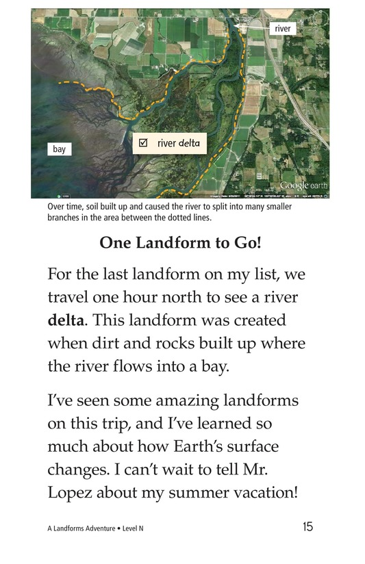Book Preview For A Landforms Adventure Page 15