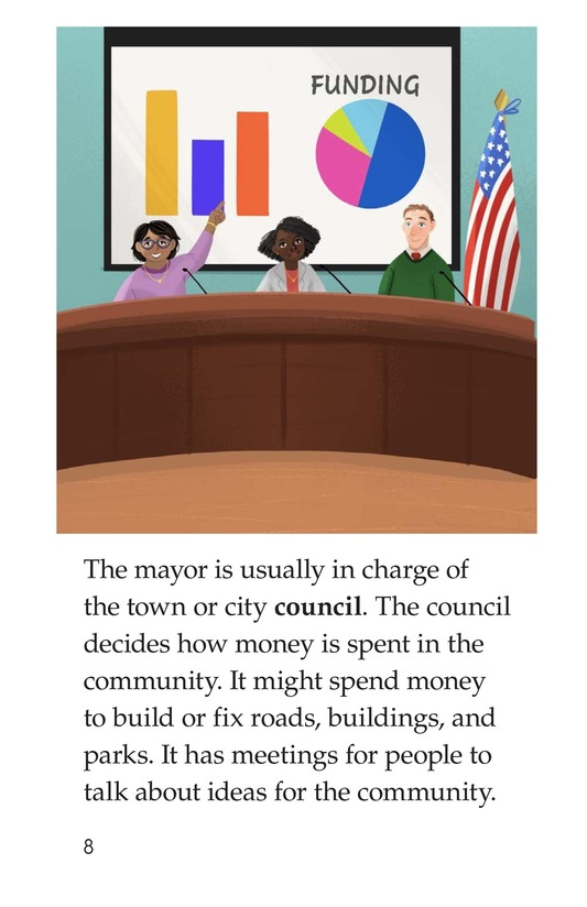Book Preview For Community Government Page 8