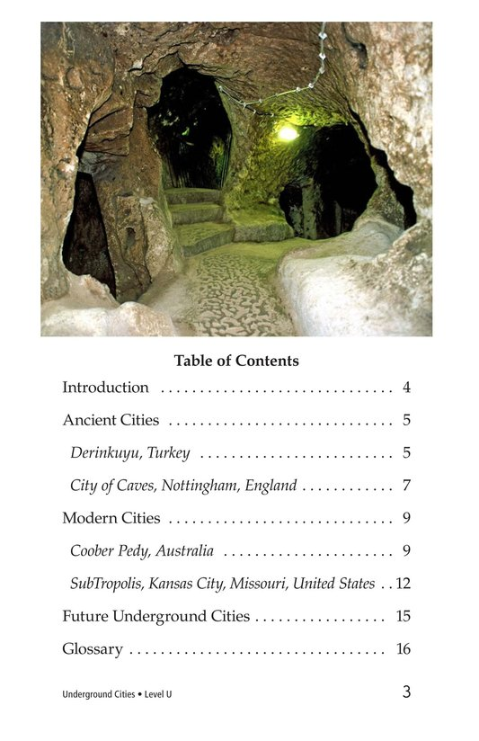 Book Preview For Underground Cities Page 3