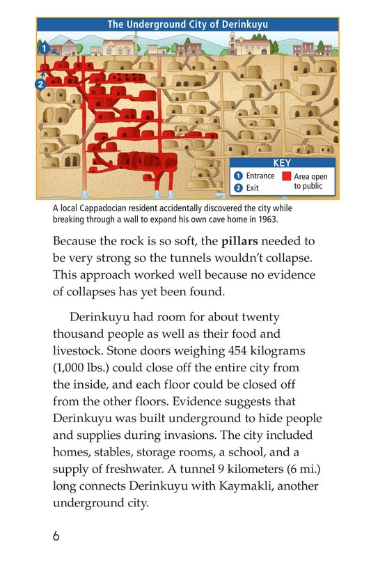Book Preview For Underground Cities Page 6
