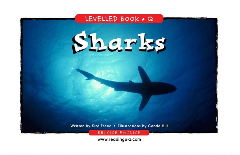 Book Preview For Sharks Page 1