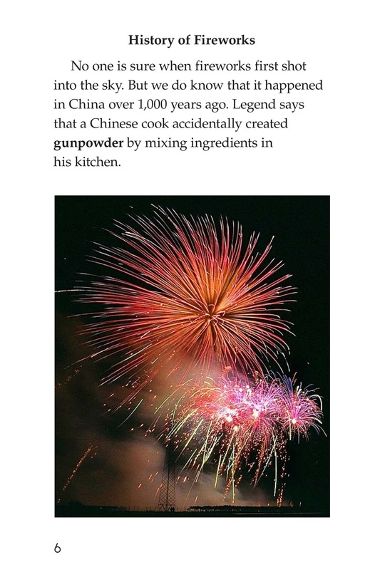 Book Preview For Fireworks Page 6