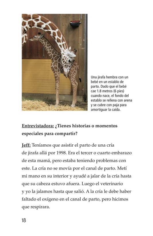 Book Preview For Zookeeping Page 18