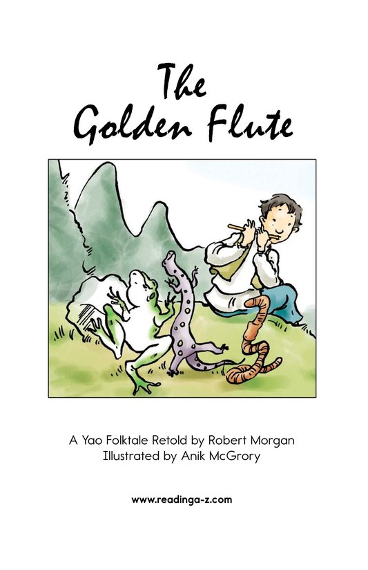 Book Preview For The Golden Flute Page 2
