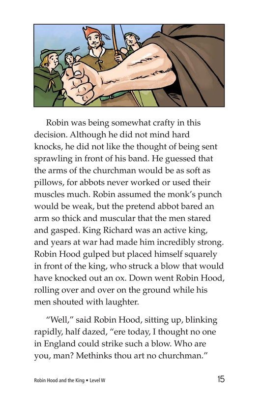 Book Preview For Robin Hood and the King Page 15
