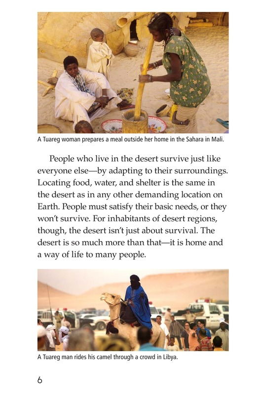 Book Preview For Desert People Page 6