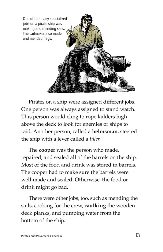 Book Preview For Pirates and Privateers Page 13