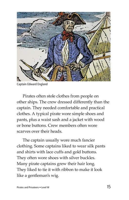 Book Preview For Pirates and Privateers Page 15
