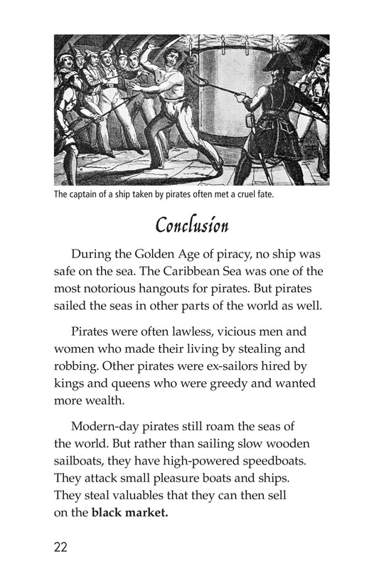 Book Preview For Pirates and Privateers Page 22