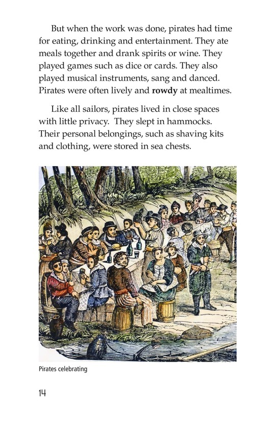 Book Preview For Pirates and Privateers Page 14