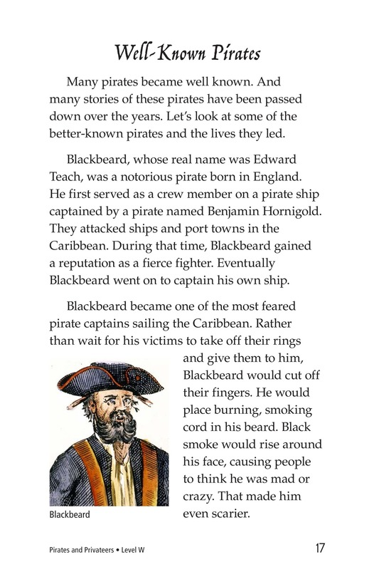 Book Preview For Pirates and Privateers Page 17