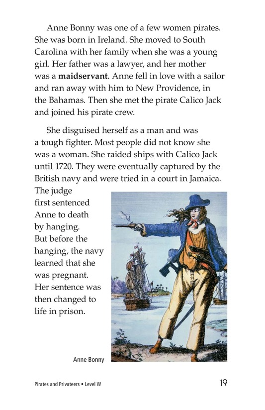 Book Preview For Pirates and Privateers Page 19