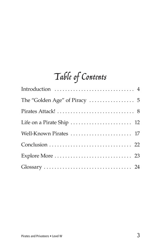 Book Preview For Pirates and Privateers Page 3