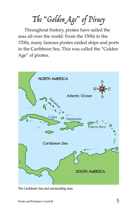 Book Preview For Pirates and Privateers Page 5
