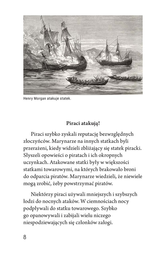 Book Preview For Pirates and Privateers Page 8