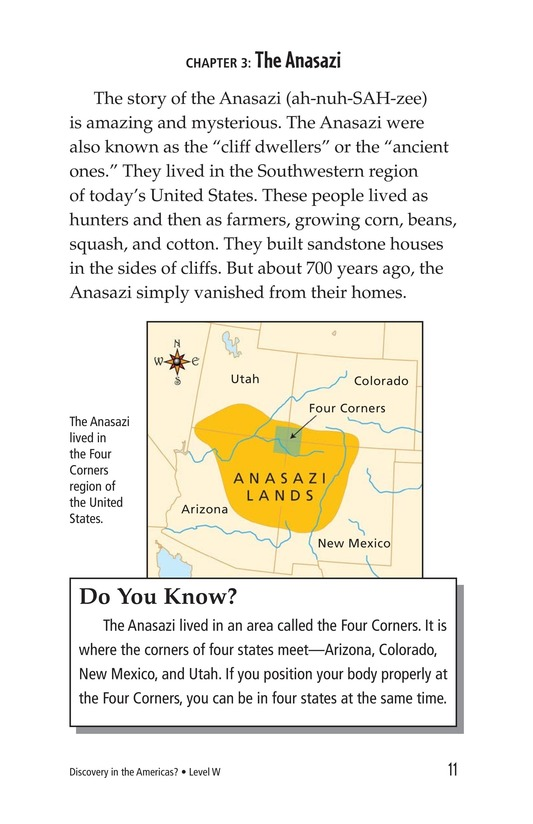 Book Preview For Discovery in the Americas? Page 11