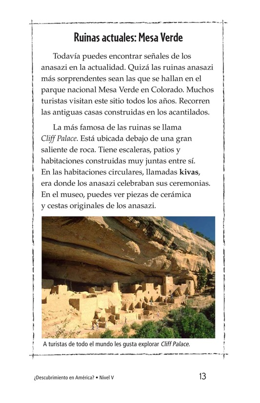 Book Preview For Discovery in the Americas? Page 13