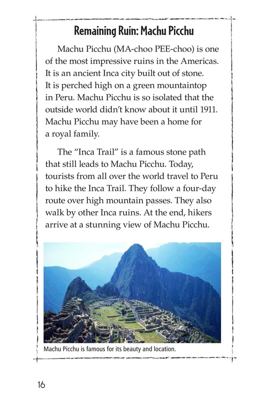 Book Preview For Discovery in the Americas? Page 16