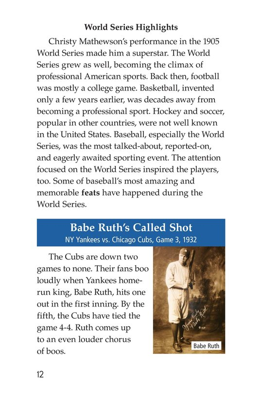 Book Preview For The Wonderful World Series Page 12
