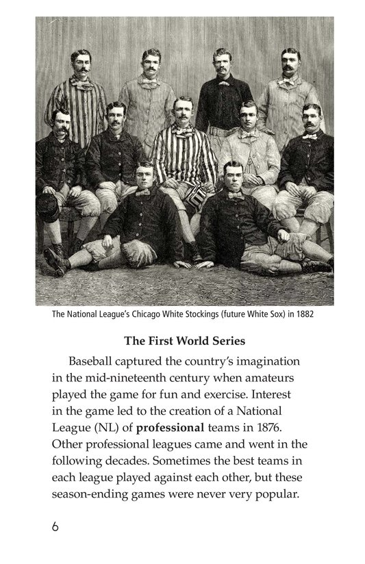 Book Preview For The Wonderful World Series Page 6