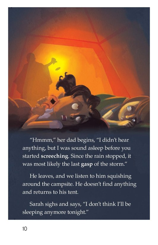 Book Preview For Scaredy Camp Page 10
