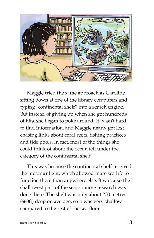 Book Preview For Ocean Quiz Page 13