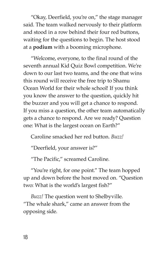 Book Preview For Ocean Quiz Page 18
