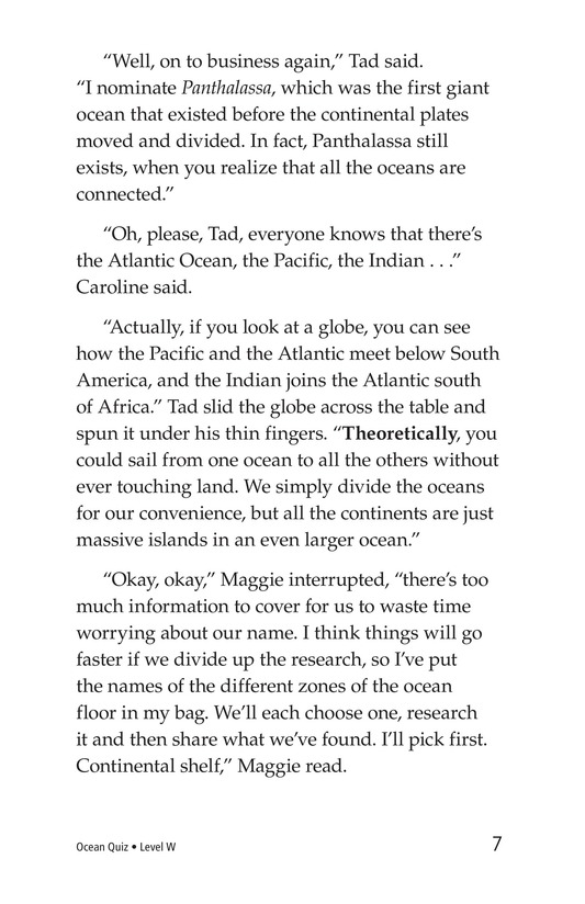 Book Preview For Ocean Quiz Page 7
