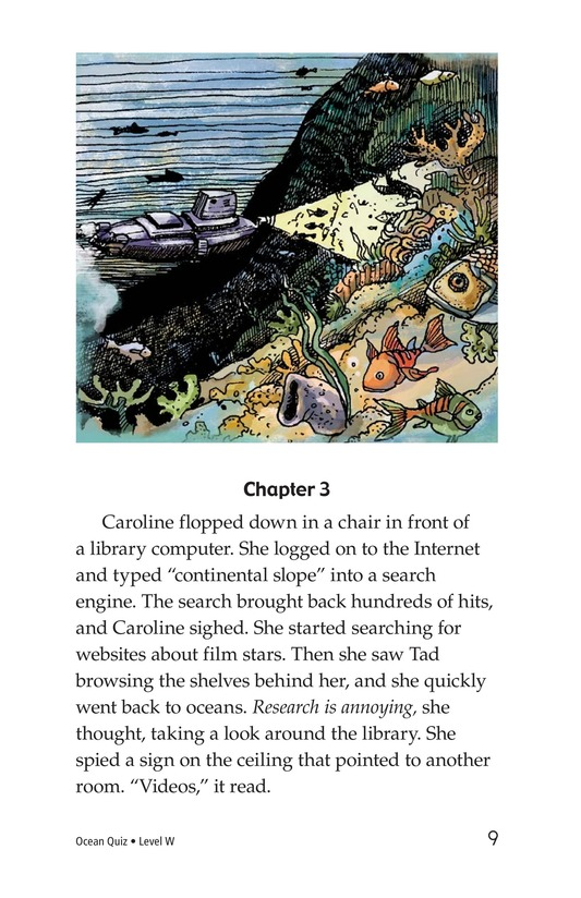Book Preview For Ocean Quiz Page 9