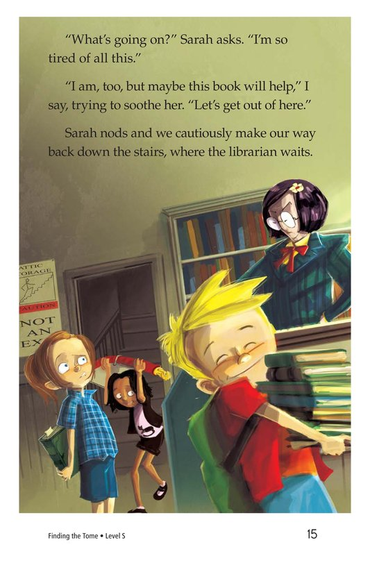 Book Preview For Finding the Tome Page 15