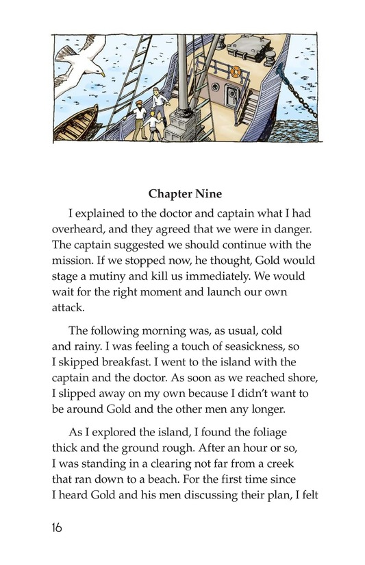 Book Preview For Treasure in Puget Sound Page 16