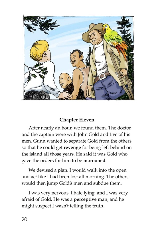 Book Preview For Treasure in Puget Sound Page 20