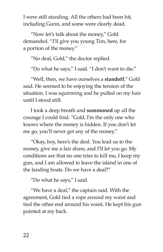 Book Preview For Treasure in Puget Sound Page 22