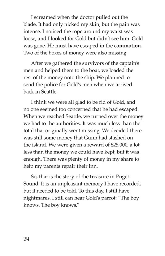 Book Preview For Treasure in Puget Sound Page 24